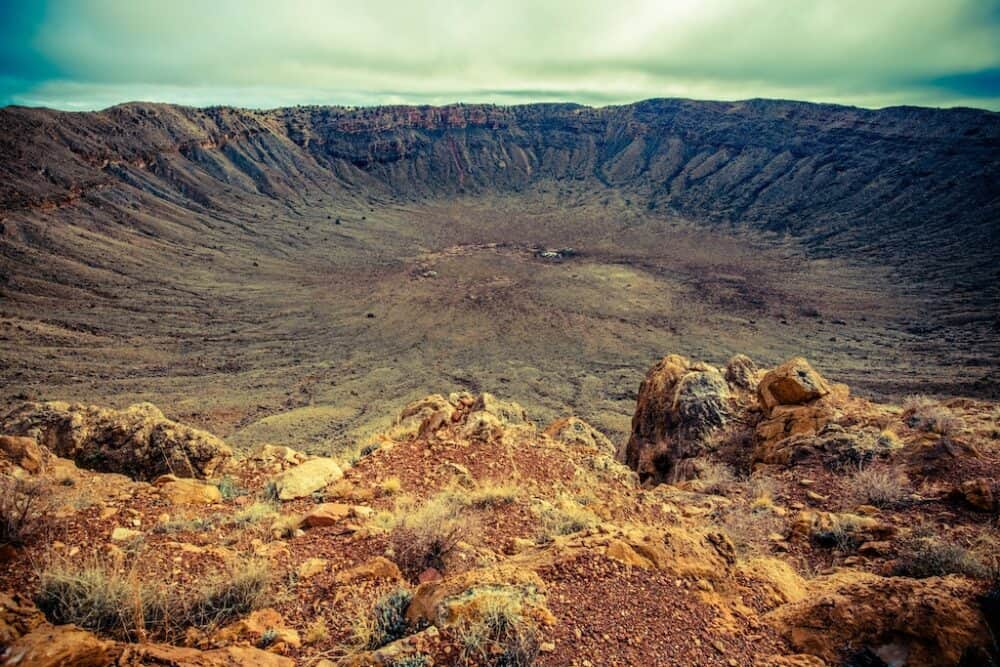 Meteor Crater National