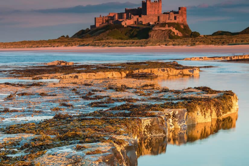 Most beautiful places to visit in Northumberland
