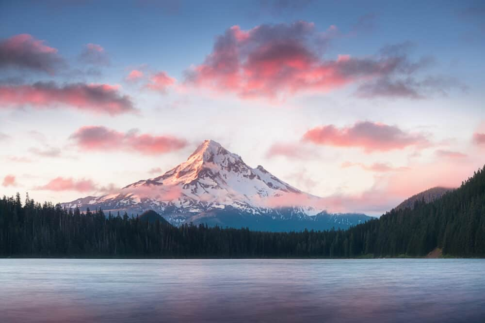 Mount Hood - most beautiful places to visit in Oregon