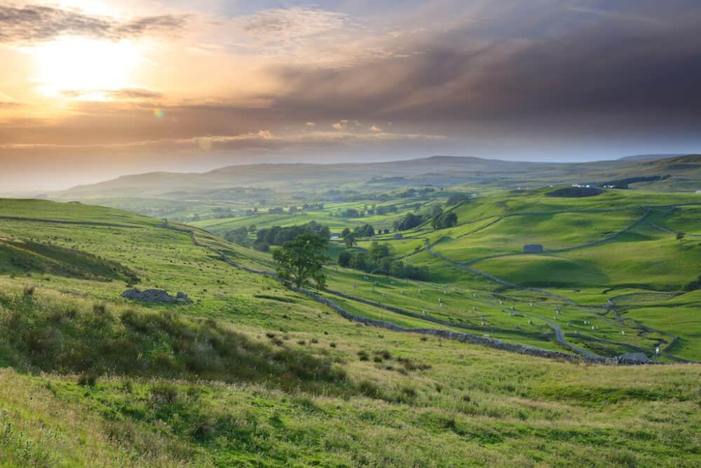 North Pennines Cumbria