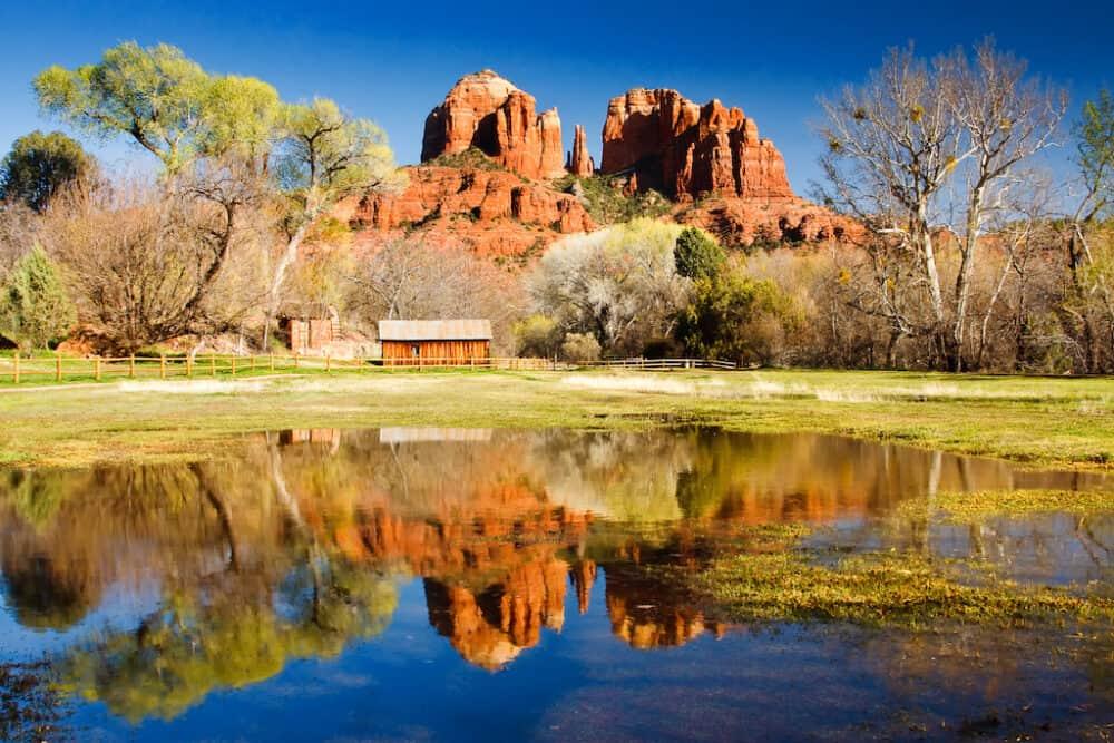 Oak Creek Canyon - places to visit in Arizona