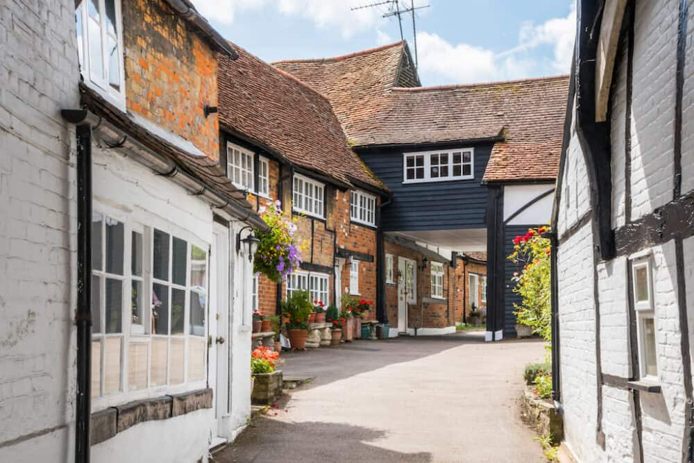 Old Amersham - best places to visit in Buckinghamshire