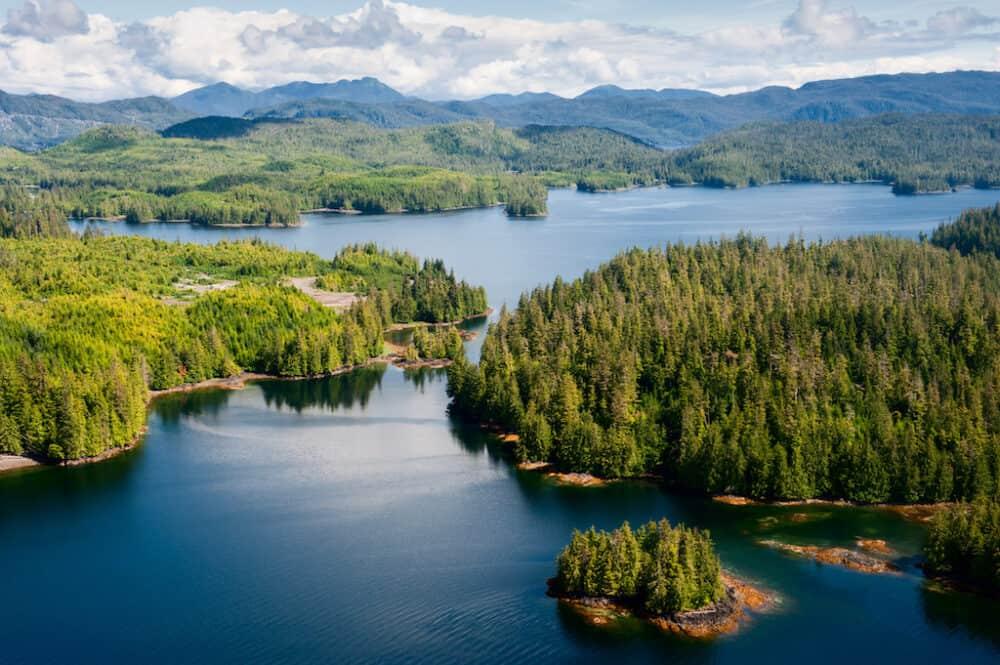 Prince of Wales Island - pretty places Alaska