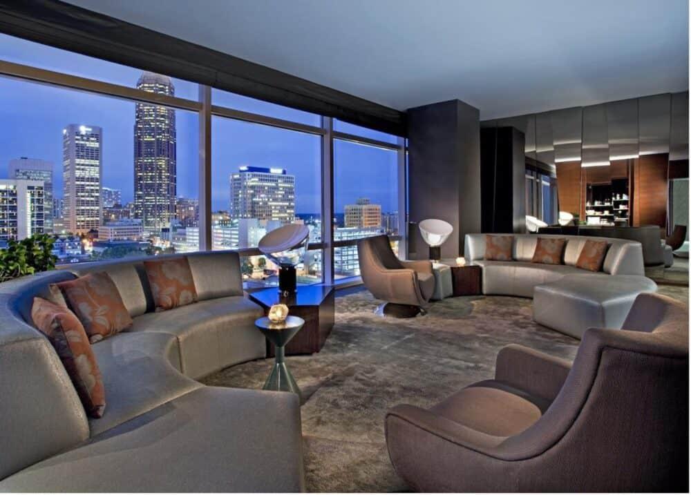 Romantic and sexy Atlanta hotel