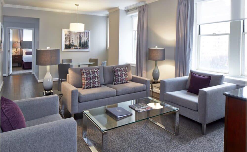 Romantic suite Atlanta