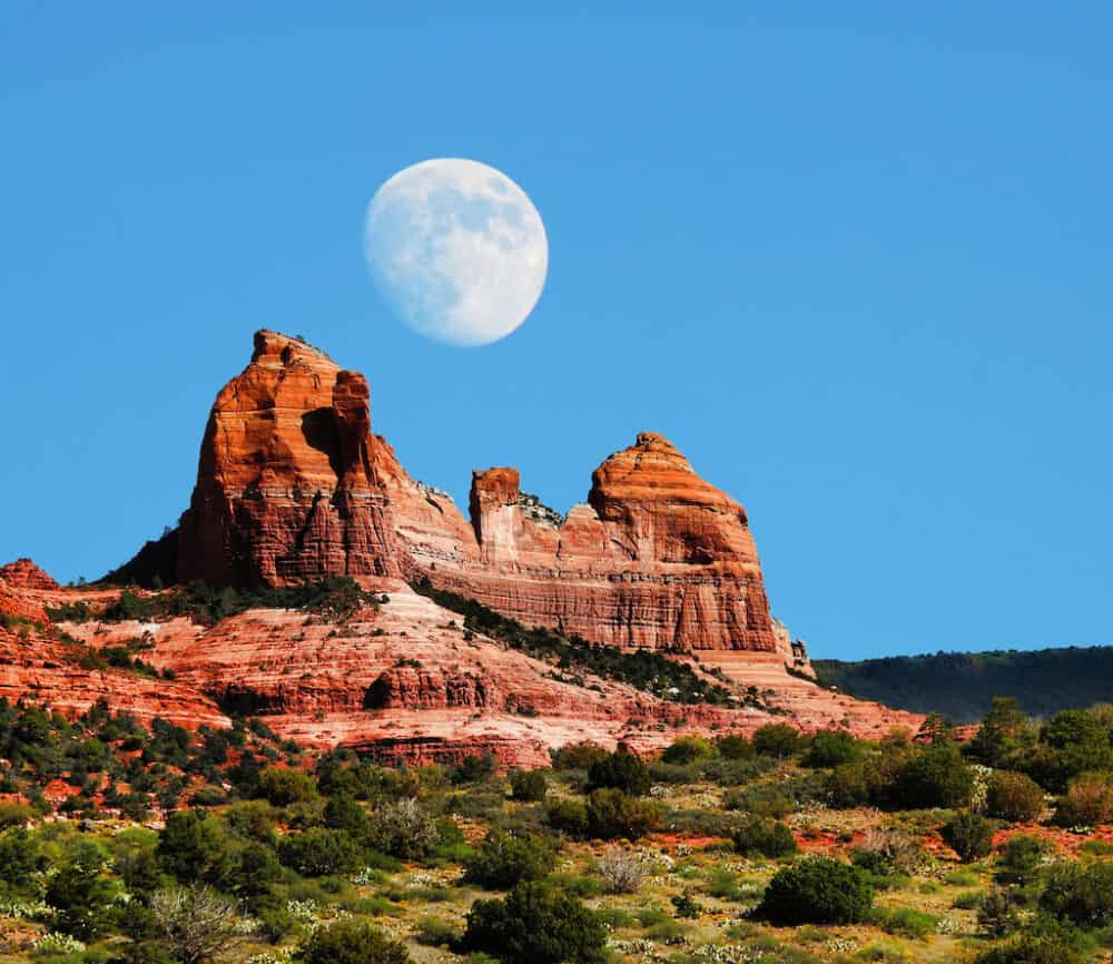 Sedona - best places to visit in Arizona