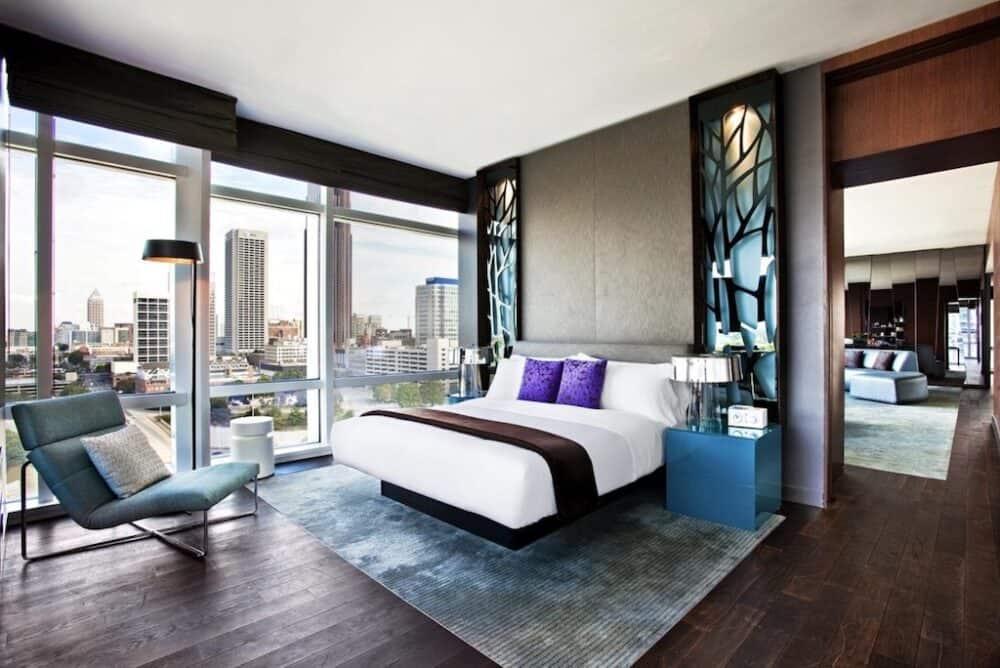 Sexy and romantic hotel in Atlanta