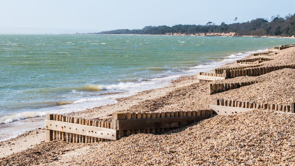 Solent - best places to visit in Hampshire