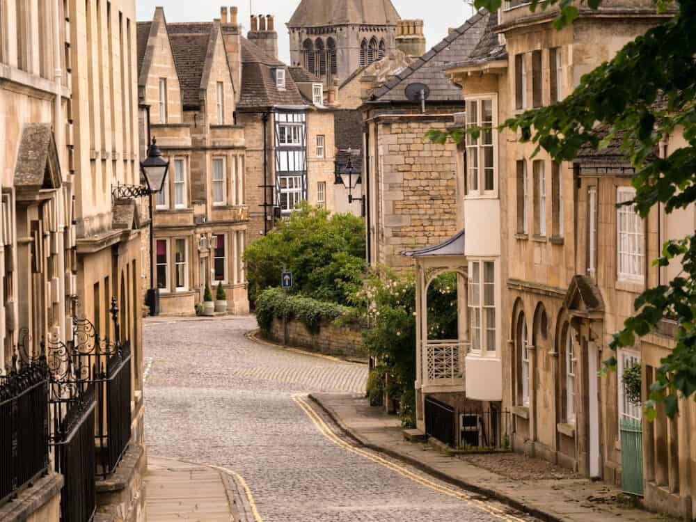 Stamford - beautiful places to visit in Lincolnshire