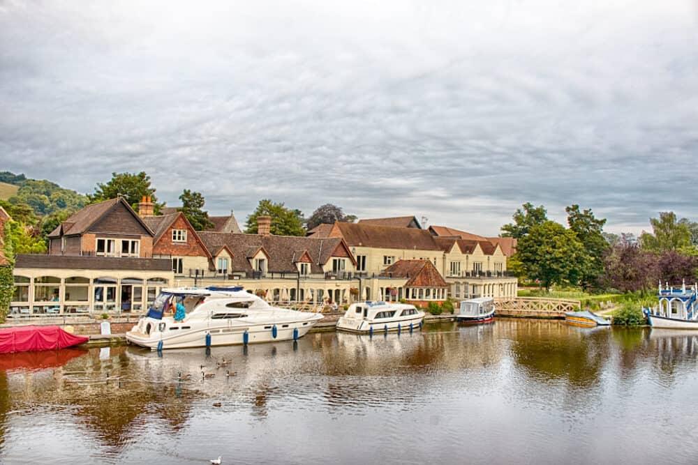 Streatley Berkshire