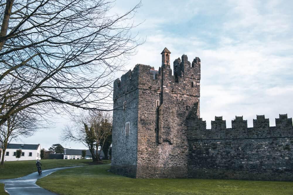 Swords Castle Dublin