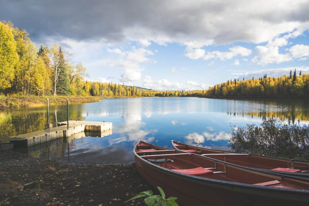 Talkeetna - best places to visit in Alaska