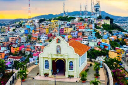 The best places to visit in Ecuador