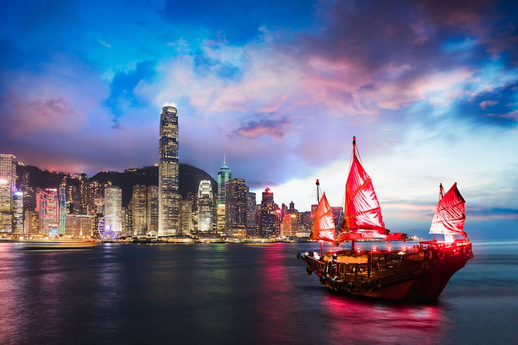The most beautiful places to visit in Hong