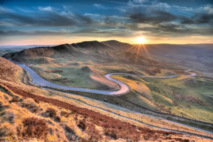 The most beautiful places to visit in the Peak District