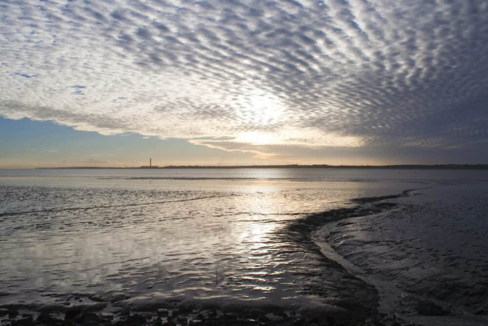 Thorney Island - beautiful places to visit in West Sussex