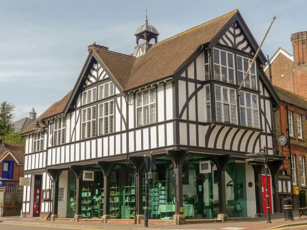 Tring - places to visit in Hertfordshire