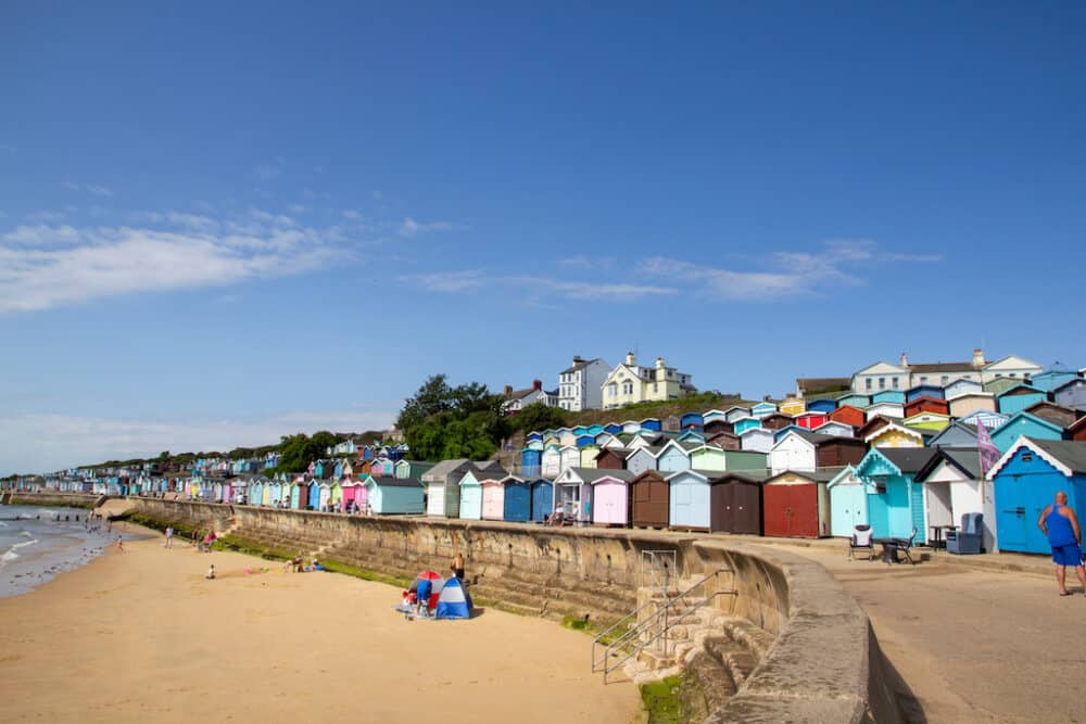 Walton-on-the-Naze Essex
