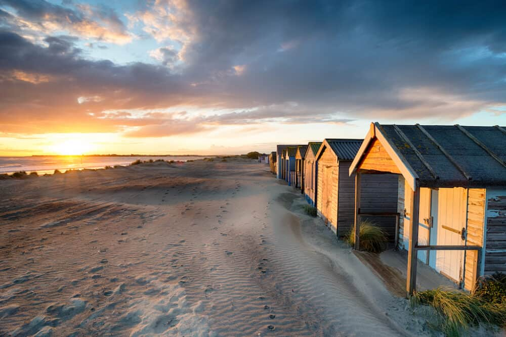 West Wittering - beautiful places to visit in West Sussex