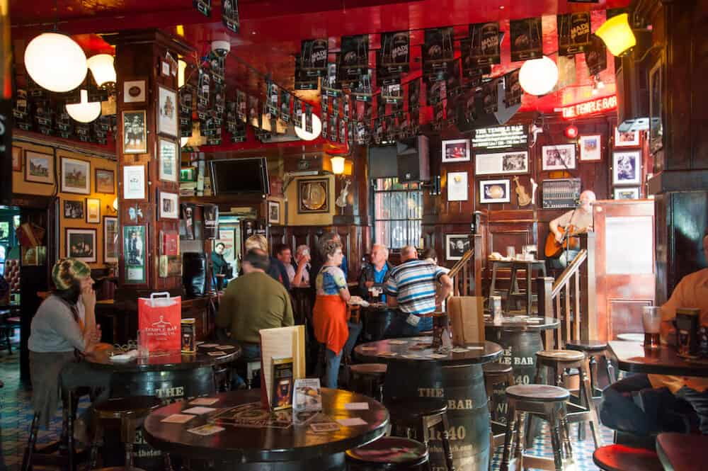 Where to drink in Dublin