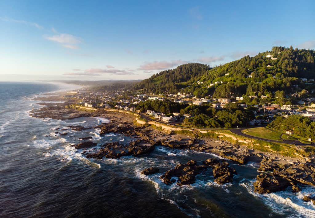 Yachats - best places to visit in July