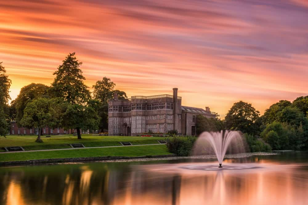 Astley Hall - best places to visit in Lancashire