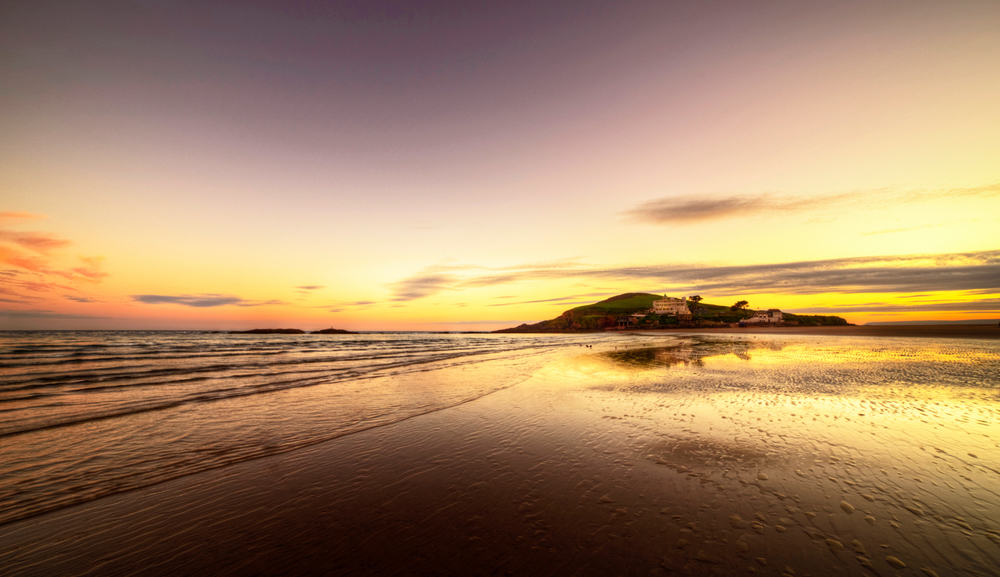 Bantham Beach - beautiful places to visit in Devon