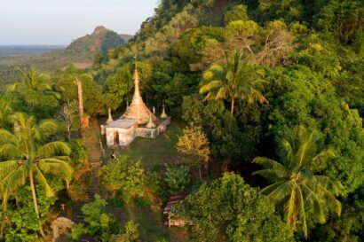 Beautiful places to visit in Myanmar