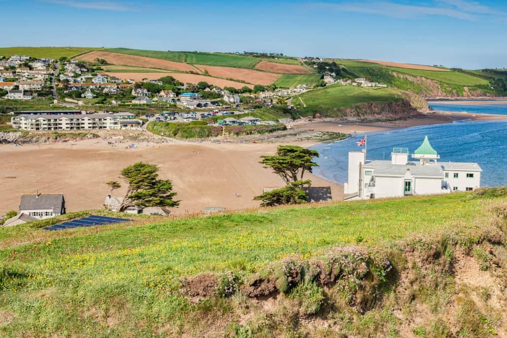 Bigbury-on-Sea Devon