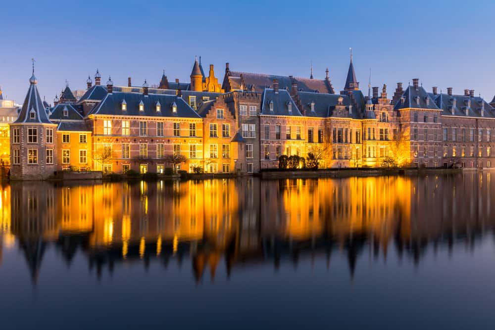 Binnenhof Palace Netherlands