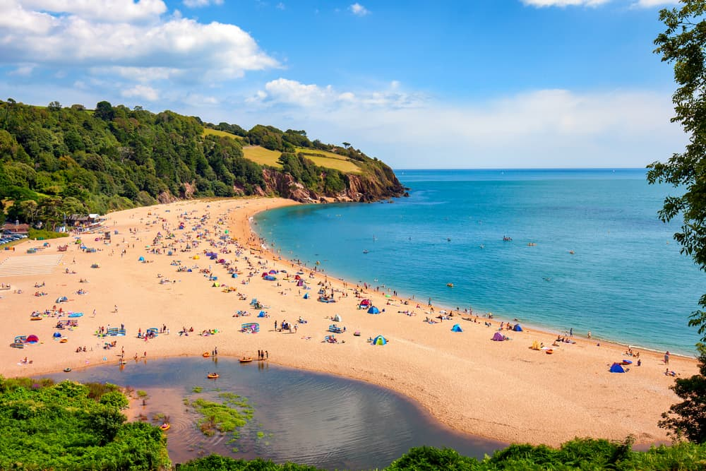 Blackpool Sands Devon