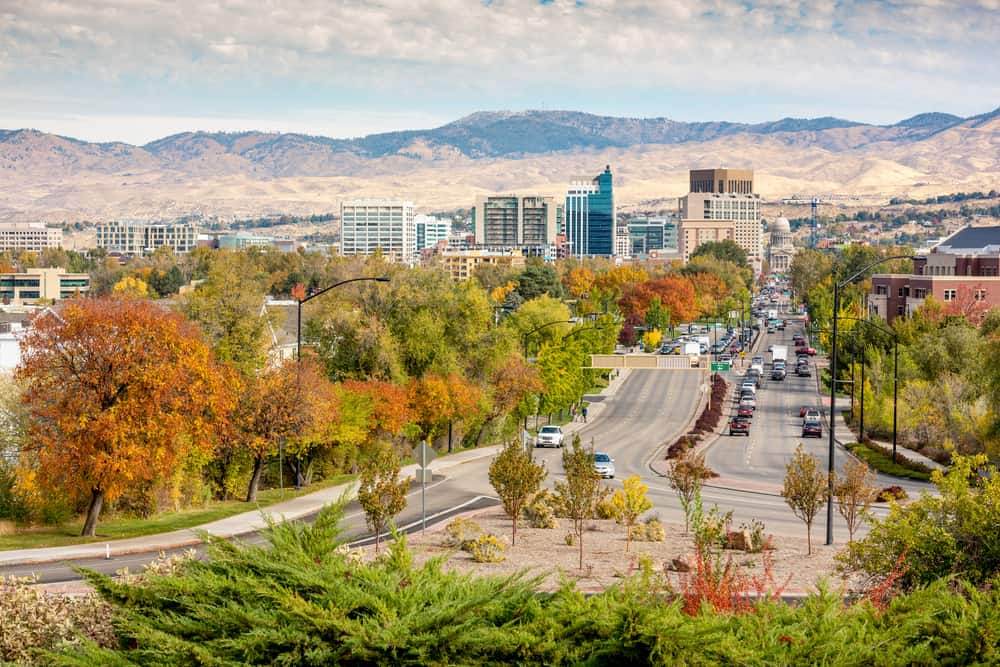 Boise - best places to visit in Idaho