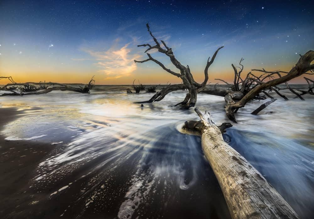 Boneyard Beach Florida