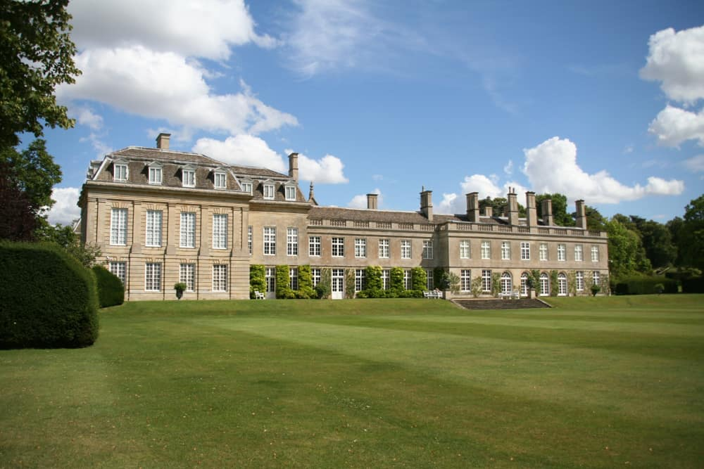 Boughton House Northamptonshire