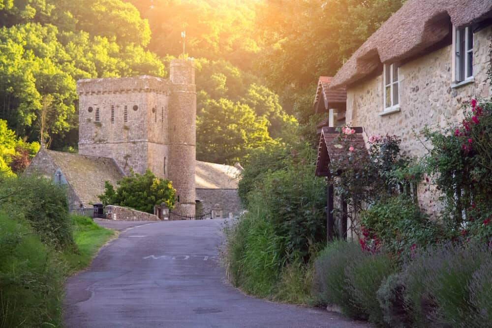 Branscombe Devon