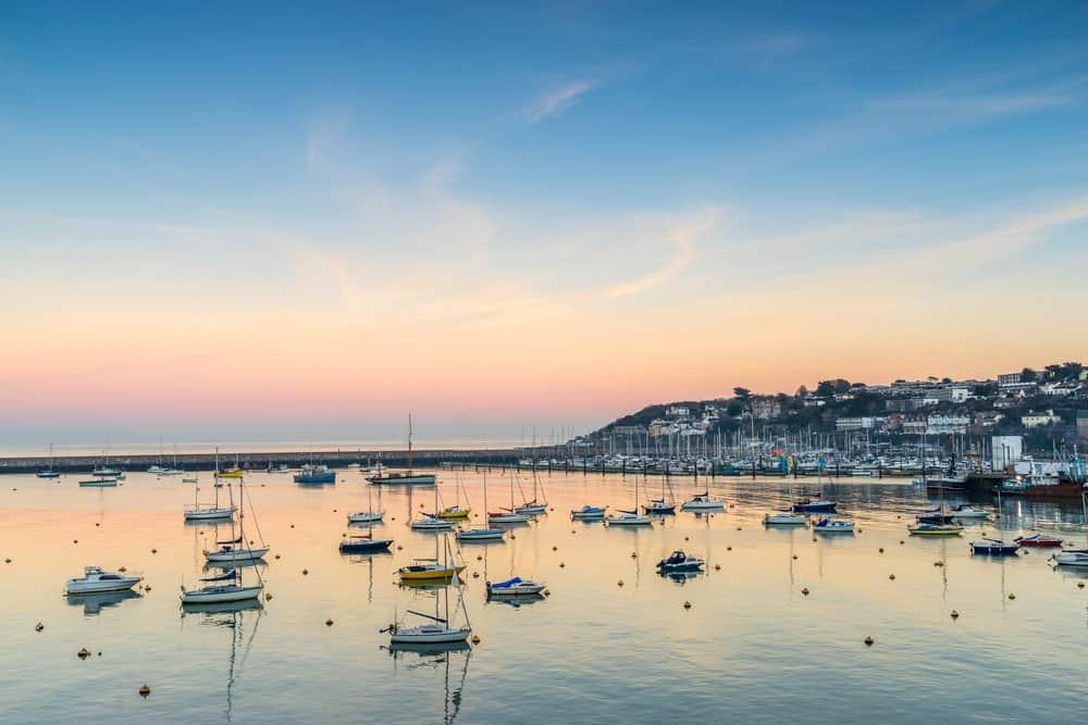 Brixham - best places to visit in Devon