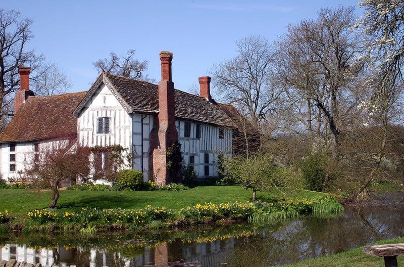 Brockhampton Estate Herefordshire