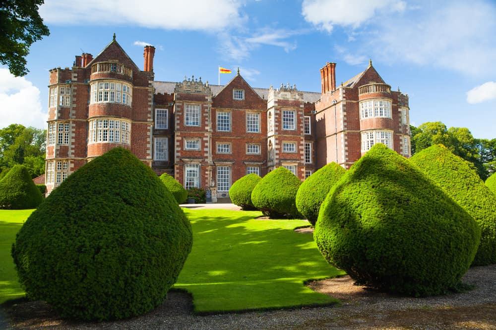 Burton Agnes Hall