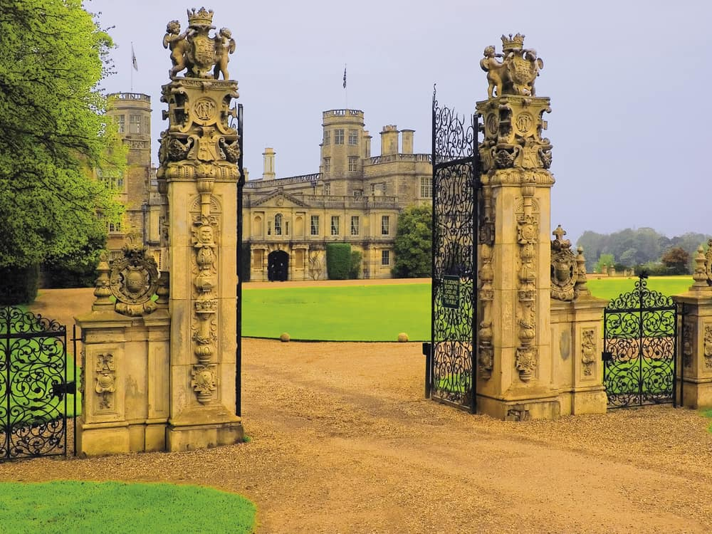 Castle Ashby - pretty places to visit in Northamptonshire