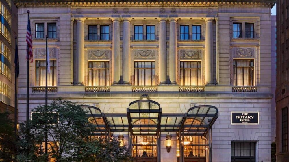 Couples hotels in Philadelphia