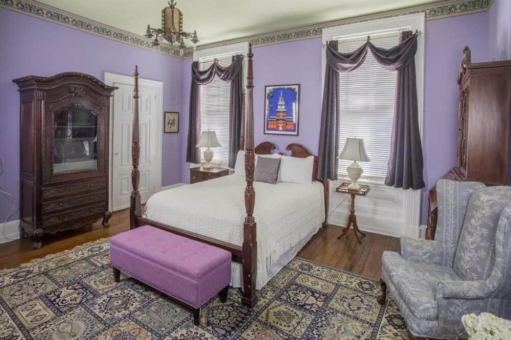 Cute and romantic hotel in Philadelphia