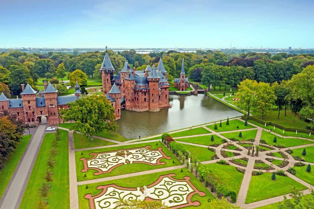 De Haar Castle Netherlands