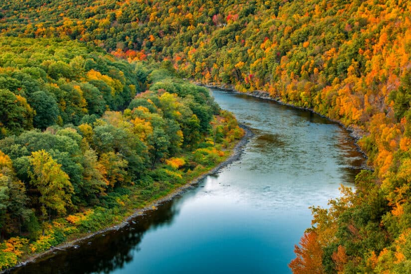 the most beautiful places to visit in Delaware