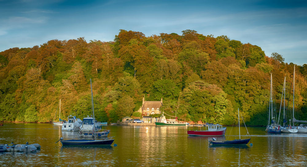Dittisham - best places to explore in Devon
