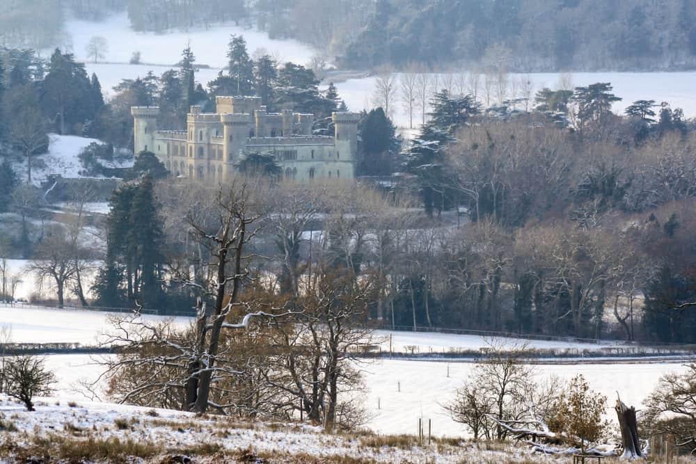 Eastnor Herefordshire