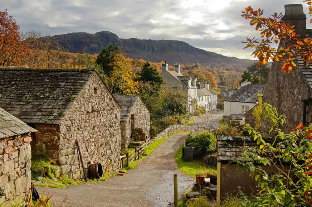 Eskdale Lake District