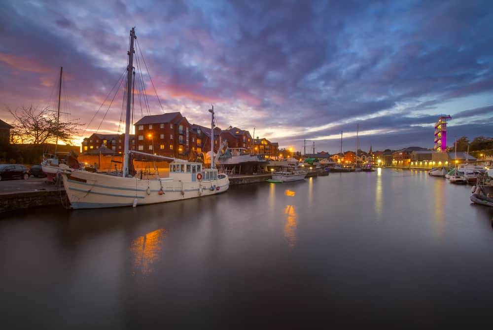 Exeter Devon