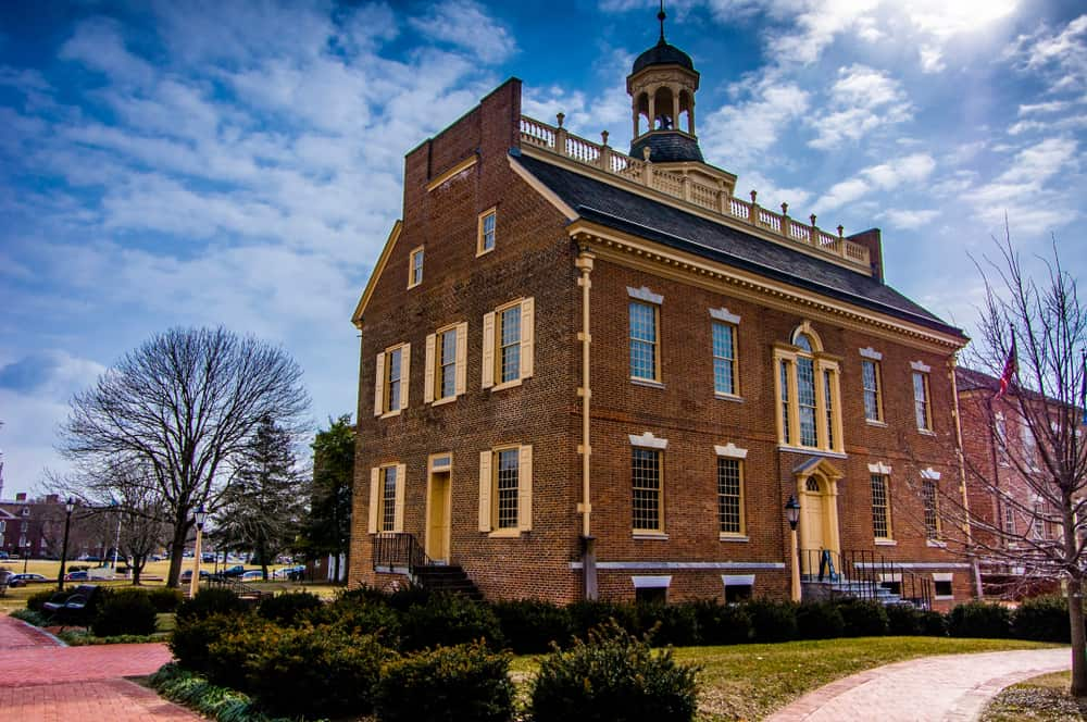 First State National Historical Park Delaware