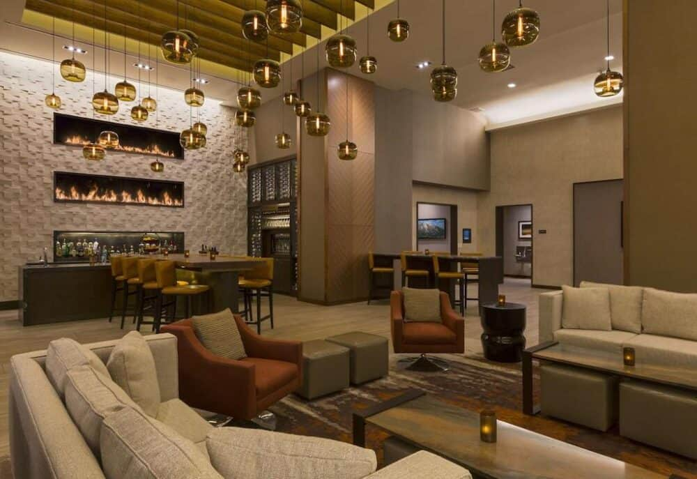 Grand Hyatt Denver Romantic
