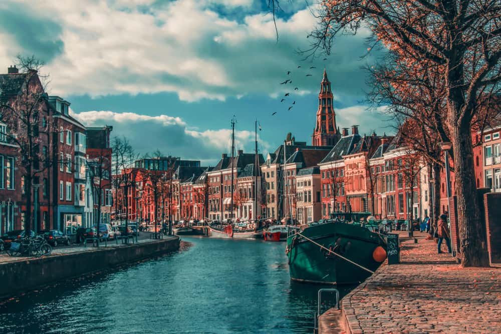 Groningen - best places to visit in the Netherlands